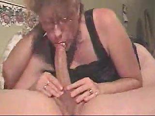 Deepthroat Granny Tube